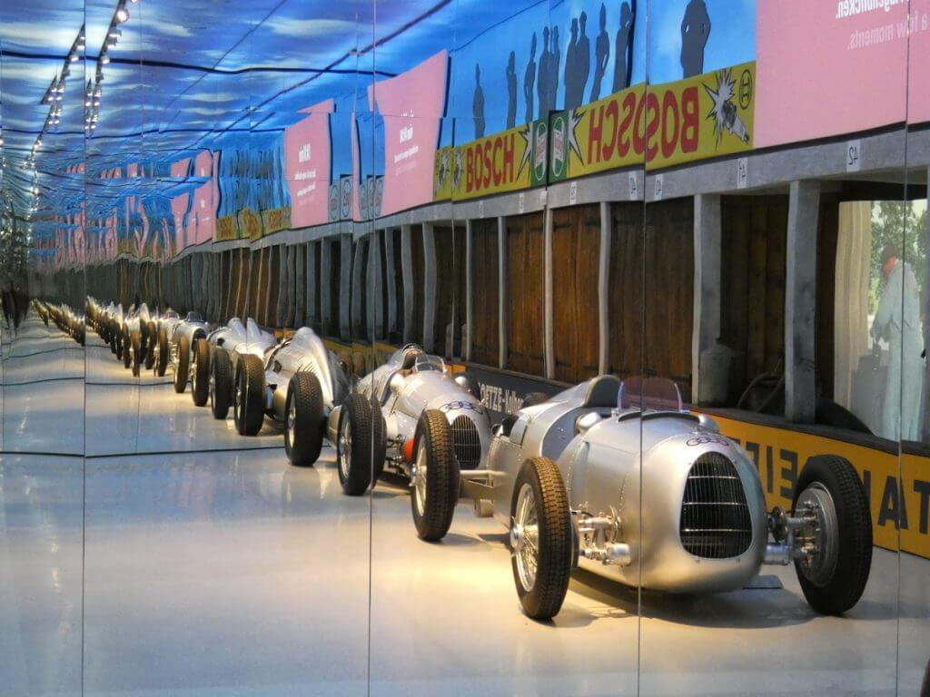 An image of a museum we will visit on classic europe rally